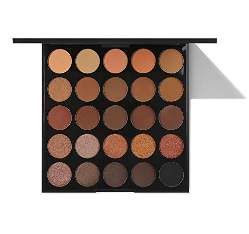 Morphe Makeup Palletes - 25A Copper Spice Eye Shadow Palette