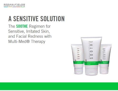 RODAN + FIELDS - Rodan and Fields Soothe Regimen for Sensitive, Irritated Skin and Facial Redness