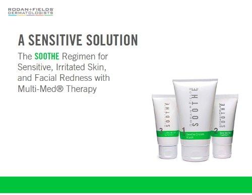 RODAN + FIELDS - Rodan and Fields Soothe Regimen for Sensitive, Irritated Skin and Facial Redness
