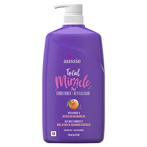 Aussie - Aussie Total Miracle Collection Conditioner, 26.2 Fluid Ounce