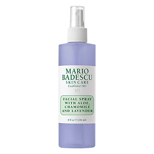 Mario Badescu Facial Spray with Aloe, Chamomile, Lavender