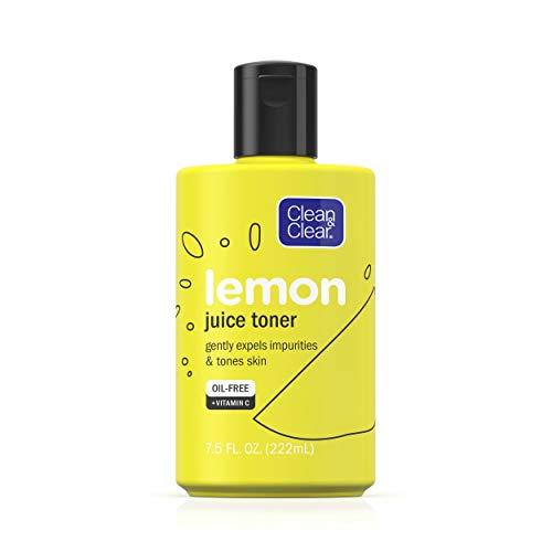 Clean & Clear - Lemon Juice Facial Toner
