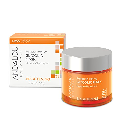 Andalou Naturals - Pumpkin Honey Glycolic Mask