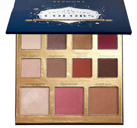 Sephora - The Enchanting Colors Eye and Face Palette