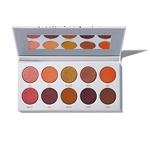 Morphe Jaclyn Hill The Vault, Ring the Alarm Eyeshadow Palette