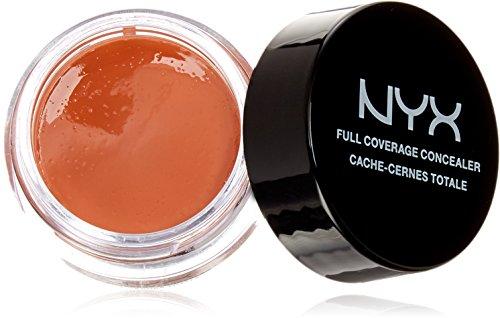 NYX PROFESSIONAL MAKEUP - NYX Professional Makeup Concealer Jar, Orange, 0.25 Oz.