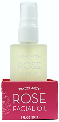 Trader Joe's - Rose Facial Oil with Moisturizing Rose Hip Botanicals