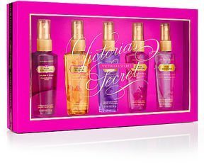 Victoria's Secret Victoria Secret Vs Fantasies Fragrance Body Mist Gift Set - Love Spell, Coconut Passion, Pure Seduction, Mango Temptation and Pure Daydream