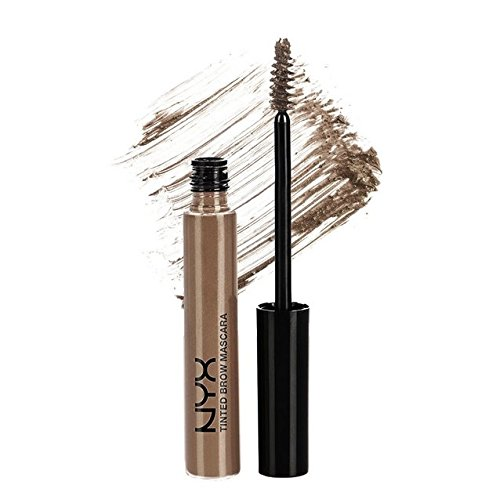 null - NYX Tinted Brow Mascara : TBM03 BRUNETTE