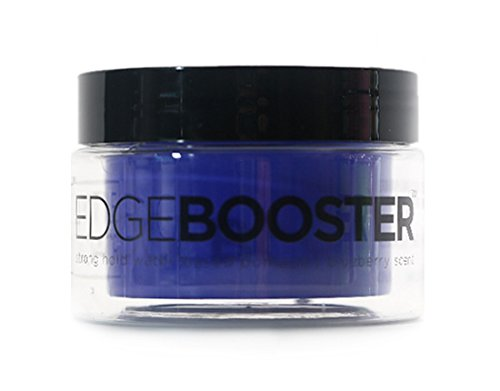Style Factor - Style Factor Edge Booster Strong Hold Water-Based Pomade 3.38oz - Blueberry Scent
