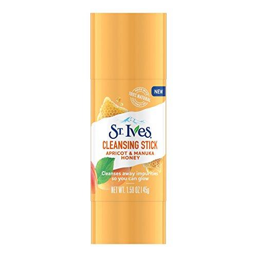 St. Ives - Cleansing Stick, Apricot & Manuka Honey