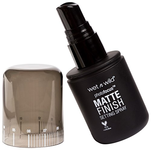 Wet 'n Wild - Photo Focus Matte Finish Setting Spray