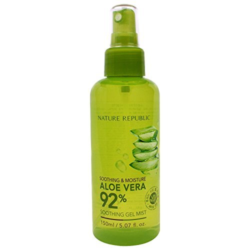 Nature Republic Soothing & Moisture Aloe Vera Mist