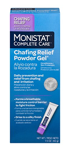 Monistat - Complete Care Chafing Relief Powder Gel 1.5 oz
