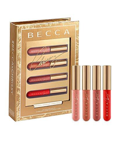 Becca - Chrissy Cravings Lip Icing Glow Gloss Kit