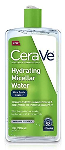 CeraVe - Hydrating Micellar Water Ultra Gentle Cleanser