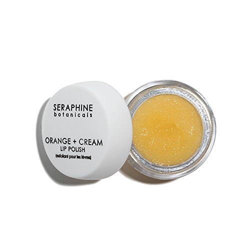 Seraphine Botanicals - Orange Cream Lip Polish