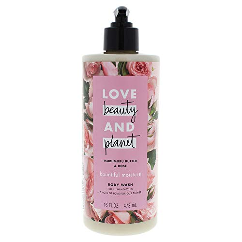 Love Beauty And Planet - Murumuru Butter and Rose Body Wash