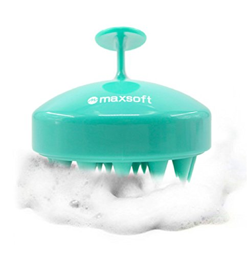 MaxSoft - Hair Scalp Massager Shampoo Brush