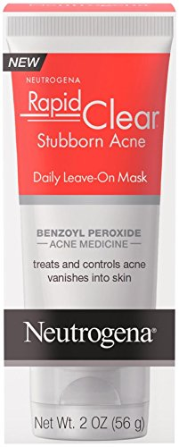 Neutrogena - Neutrogena Rapid Clear Stubborn Acne Daily Leave-On Mask