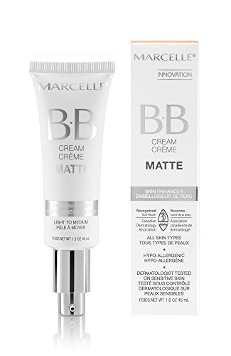 Marcelle - BB Cream, Matte