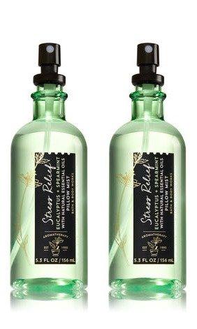 Bath & Body Works - Bath & Body Works Aromatherapy Stress Relief Eucalyptus Spearmint Pillow Mist, 5.3 Fl Oz, 2-Pack (Packaging May Vary)