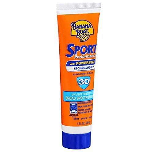 Banana Boat - Banana Boat Sport Performance Sunscreen Lotion 30 SPF 1 oz (Pack of 3)