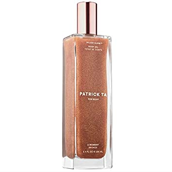Patrick Ta Major Glow Body Oil
