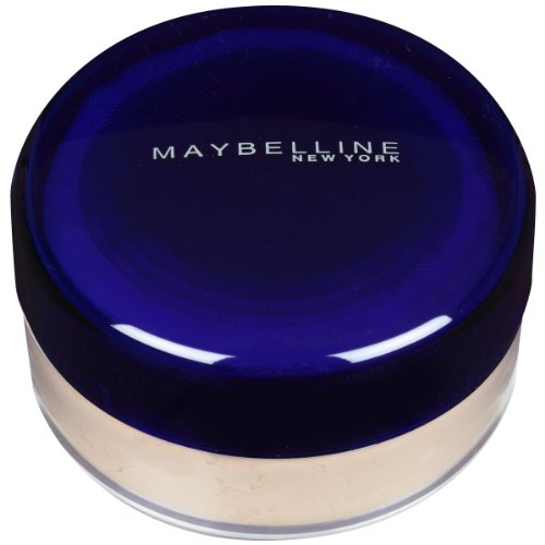 Maybelline New York - Maybelline New York Shine Free Oil-Control Loose Powder, Light; Advanced 100% Oil-free Formula Glides on Evenly and Controls Shine (0.7 ounces)