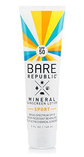 Bare Republic - Mineral Sport SPF 50 Sunscreen Lotion