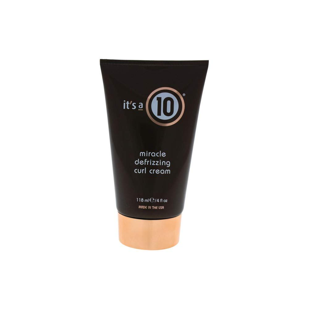 null - It's A 10 It's A 10 Miracle Defrizzing Curl Creme 4 Oz, 4 Oz