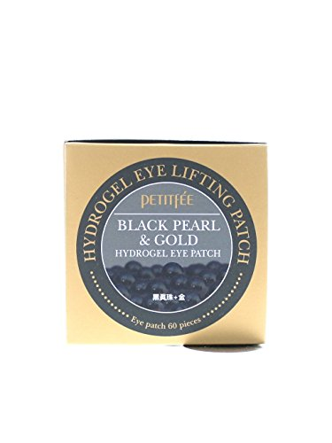 Petitfee - Black Pearl and Gold Hydrogel Eye Patch