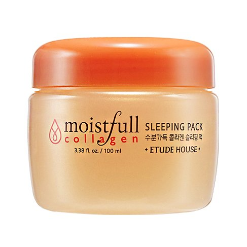 Etude House - Etude House Moistfull Collagen Sleeping Pack, 3.38 Ounce