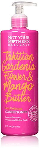 Not Your Mother's - Not Your Mother's Naturals Tahitian Gardenia Flower & Mango Butter Curl Defining Conditioner