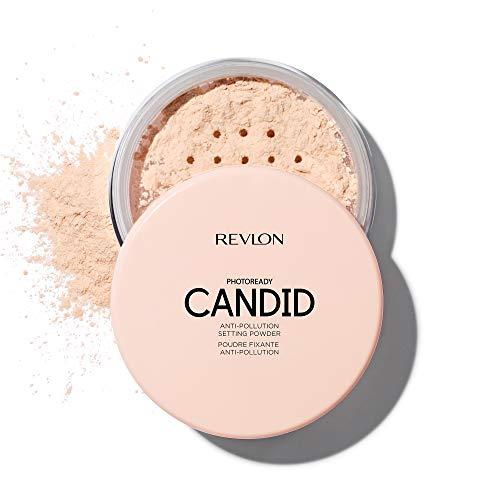 Revlon - Revlon PhotoReady Candid Anti-Pollution Setting Powder, Translucent 001, 15 grams