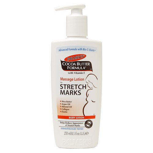 null - Palmer's Cocoa Butter Formula Massage Lotion for Stretch Marks 8.50 oz (Pack of 12)