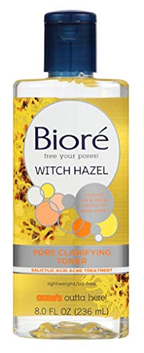 Biore  - Witch Hazel Pore Clarifying Toner