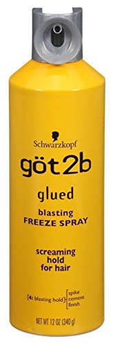 Got2B - Glued Blasting Freeze Spray