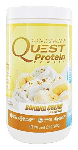 Quest Nutrition Quest Nutrition - Protein Powder Banana Cream - 2 lbs.