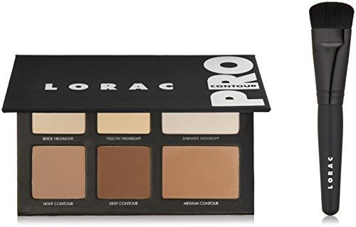 LORAC - LORAC Pro Contour Palette Plus Contour Brush