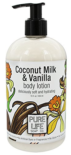 purelife - Soap Lotion Coconut And Vanilla