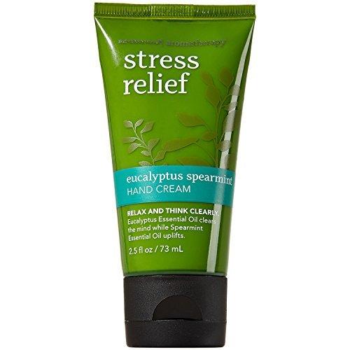 Bath & Body Works - Bath & Body Works Aromatherapy Hand Cream Eucalyptus Spearmint