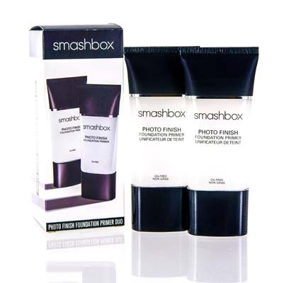 Smashbox Smashbox Photo Finish Foundation Primer Duo By Smashbox - 2 X 1 Oz Foundation, 2 Count