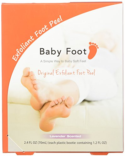 Baby Foot - Exfoliant Foot Peel, Lavender Scented