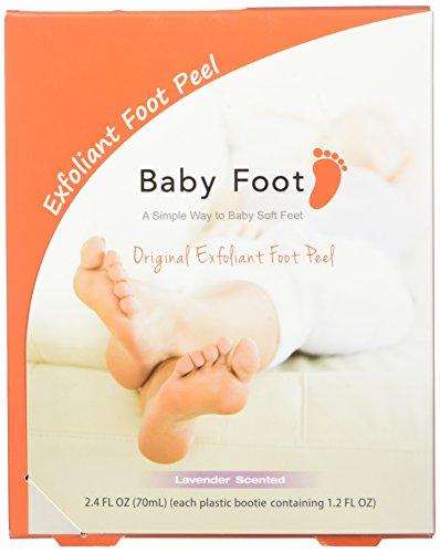 Baby Foot - Exfoliant Foot Peel, Lavender Scented