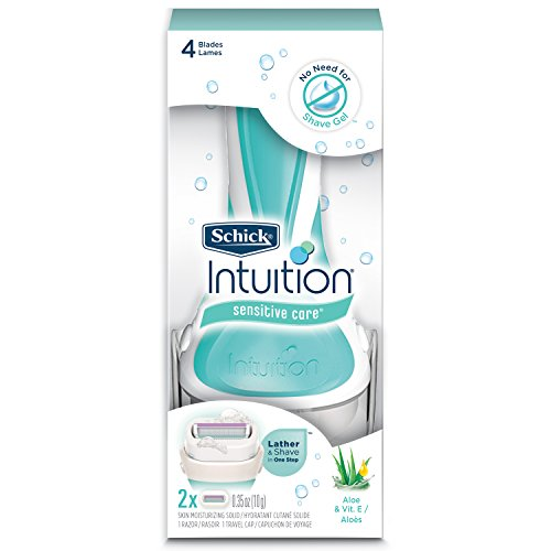 Schick - Intuition Sensitive Care Razor