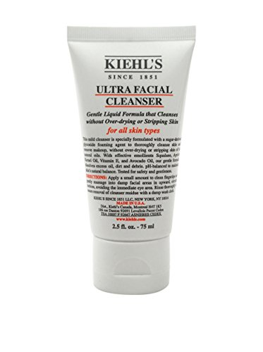 Kiehl's Ultra Facial All Skin Types Cleanser