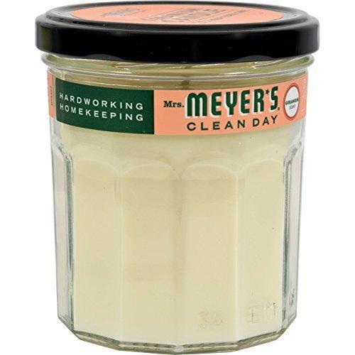 Mrs. Meyer's Clean Day Mrs. Meyer'S Candle Geranium Jar