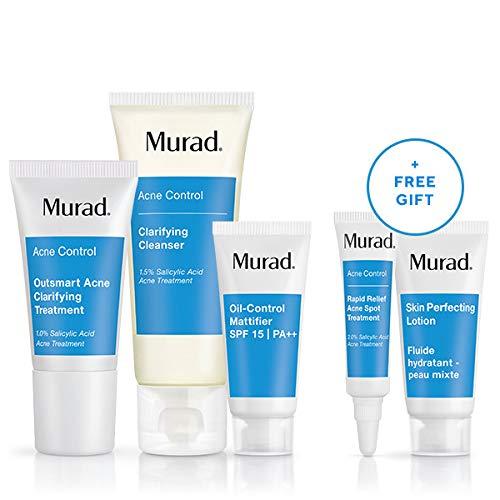 Murad - Murad Acne Control Regimen 30-Day Kit