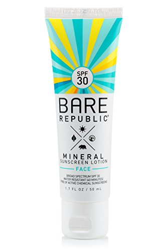 Bare Republic - Bare Republic Mineral Face Sunscreen Lotion SPF 30 (1.7 oz)
